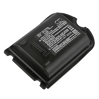 Battery for Trimble 890-0163 ACCAA-112 KLN01117 Ranger 3 3L 3RC 3XC 3XE 3XR TSC3