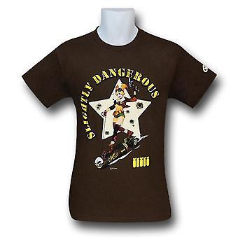 Harley Quinn leicht gefährliche t-Shirt