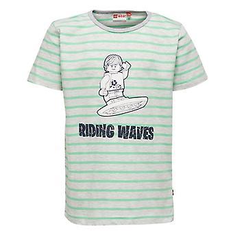 Lego wear Legowear T-Shirt Riding Waves Green
