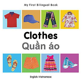 My First Bilingual Book  Clothes  Englishvietnamese by Milet
