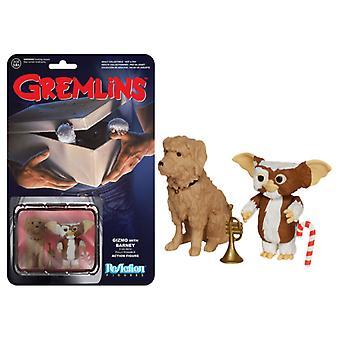 Gremlins Gizmo ReAction Figure