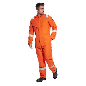 Portwest araflame gold workwear coverall  af53
