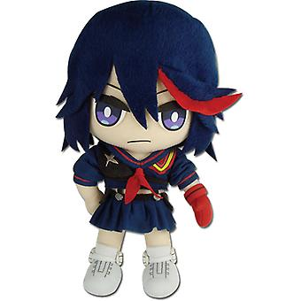 Plush - Kill la Kill - New Ryuuko School Uniform 8'' Soft Doll Anime Licensed ge52582