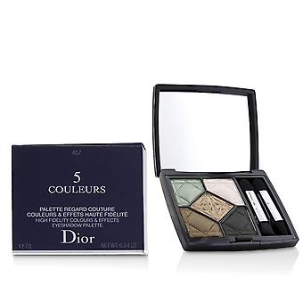 5 Couleurs High Fidelity Färger och effekter Eyeshadow Palette - # 457 Fascinate 7g/0.24oz