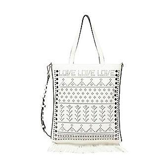 Desigual Handbag White Woman (White (BLANCO 1000)) 3x36.5x32 cm (B x H x T)