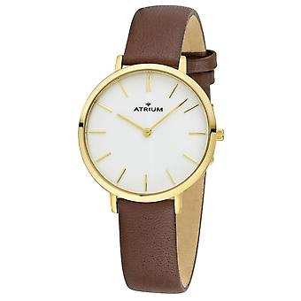 ATRIUM Women's Watch Wristwatch Analog Quartz A28-203 Leather