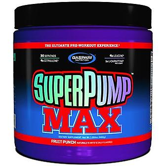 Gaspari Nutrition SuperPump MAX 480 gr