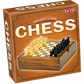 Classic Games Solid Wood Chess