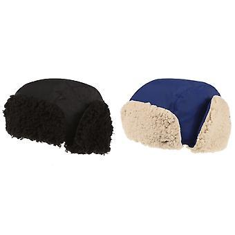Regatta Kids/Childs Unisex Tavis II Fur Lined Reflective Trapper Hat