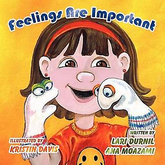 Feelings Are Important by Durnil & Lari
