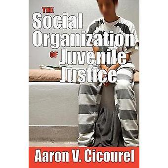 The Social Organization of Juvenile Justice by Cicourel & Aaron
