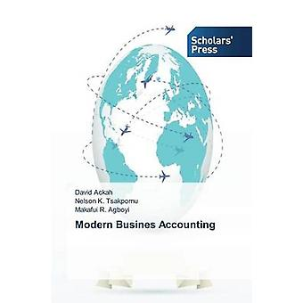 Modern Busines Accounting by Ackah David