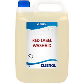 Cleenol Red Label Industrial Wash Aid Detergent