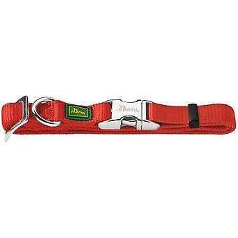 Hunter Collar Vario Basic Alu-Strong Red (Dogs , Collars, Leads and Harnesses , Collars)