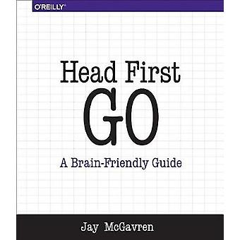 Head First Go by Jay McGavren - 9781491969557 Book