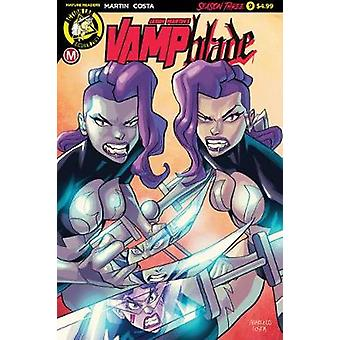 Vampblade Volume 9 - Crisis on Alternate Earth by Jason Martin - 97816