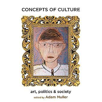 Conceitos de cultura: arte, política e sociedade