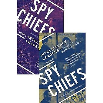 Spy Chiefs: Volumes 1 and 2