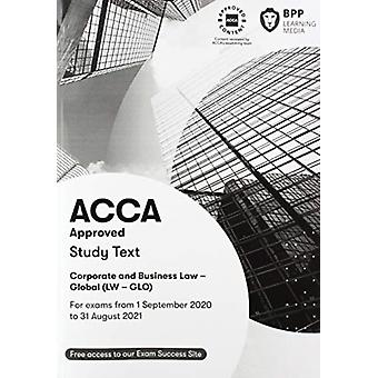ACCA Corporate and Business Law Global