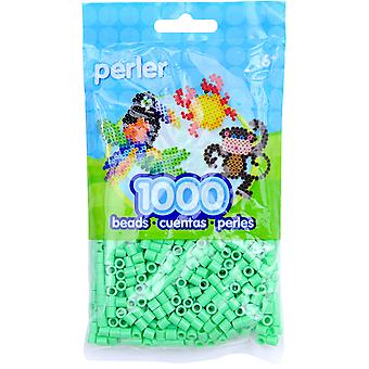 Perler Beads 1,000/Pkg-Pastel Green