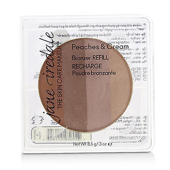 Peaches & cream bronzer refill 220381 8.5g/0.3oz