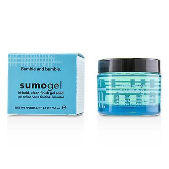 Bb. sumogel (oi hold, gel de acabamento limpo sólido) 50ml /1.5oz