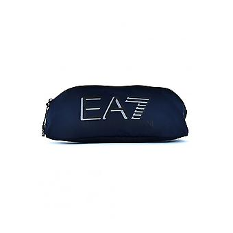 EA7 by Emporio Armani Polyester Navy Cross Body Bag