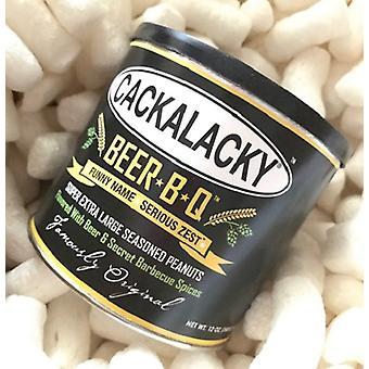 Cackalacky Beer B Q Peanuts