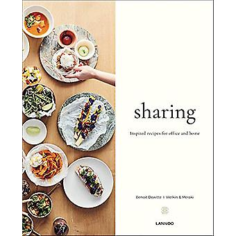 Sharing - Inspired Recipes for Office and Home by Benoit Dewitte - 978