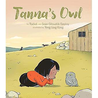 Tanna's Owl by Rachel Qitsualik-Tinsley - 9781772272505 Book