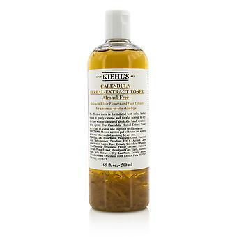 Calendula urte ekstrakt alkoholfri toner for normal til fet hudtyper 44502 500ml/16.9oz