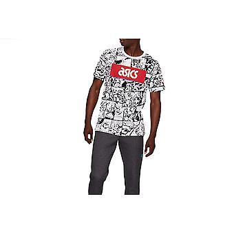 Asics Graphic 1 Tee 2191A260101 universal summer men t-shirt