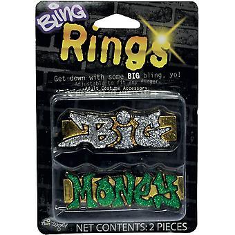 Rings Big Money Bling