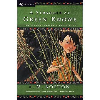 A Stranger at Green Knowe by L M Boston & Illustrated by Peter Boston