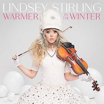 Stirling*Lindsey - Warmer in the Winter [CD] USA import