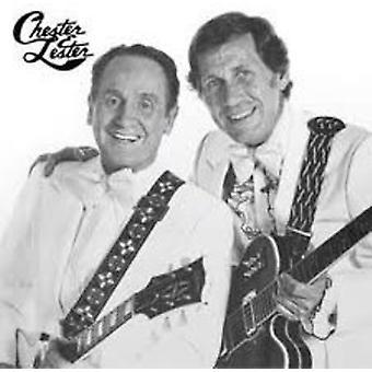Atkins, Chet/Les Paul - Chester & Lester (Rmst) (Ogv) [Vinyl] USA import