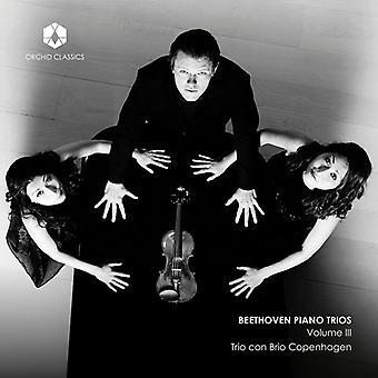 Piano Trios 3 [CD] USA import