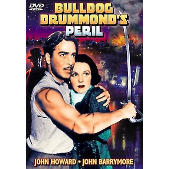 Vaara Bulldog Drummond [DVD] USA tuonti