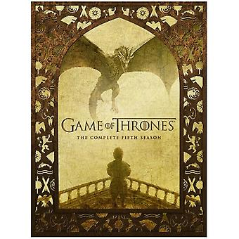 Game of Thrones: The Complete Fifth Season [DVD] USA import