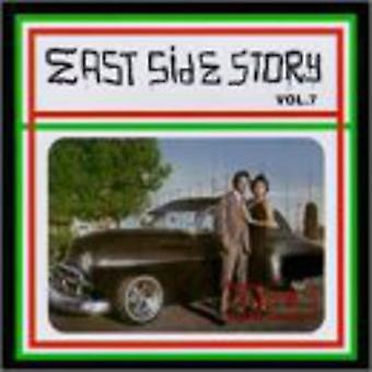 East Side Story - Vol. 7-East Side Story [CD] USA import