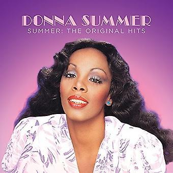 Summer*Donna - Summer: The Original Hits [CD] USA import