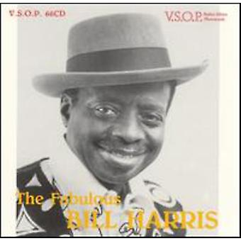 Bill Harris - Fabulous [CD] USA import
