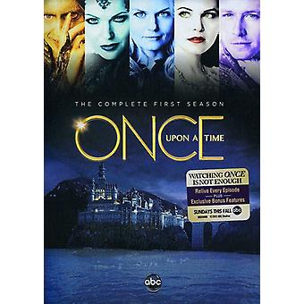 Once Upon a Time - Once Upon a Time: seizoen 1 [DVD] USA import