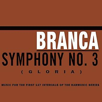 Glenn Branca - Glenn Branca: Symphony No. 3 Gloria [CD] USA import