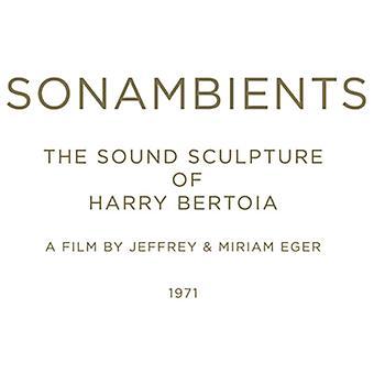 Bertoia*Harry - Sound Sculpture of Harry Bertoia [CD] USA import