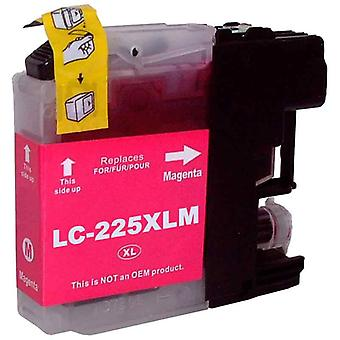 RudyTwos Replacement for Brother LC-225XLM Ink Cartridge Magenta Compatible with MFC-J4410DW, MFC-J4510DW, MFC-J4610DW, MFC-J4710DW, MFC-J6520DW, MFC-J6720DW, MFC-J6920DW