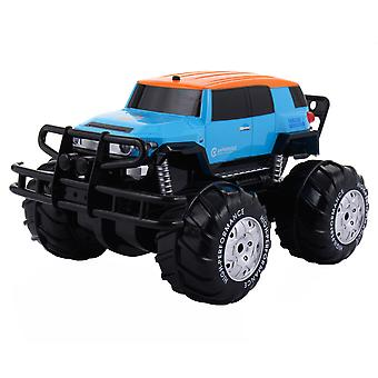 8CH Electric Amphibious RC Car Land Water Remote Control Stunt Car Toy Gift