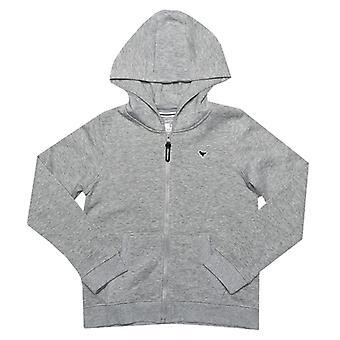 Boy's Weekend Offender Junior Dove Hoody in Grey