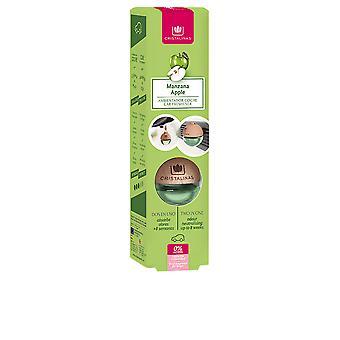 Cristalinas Coche Ambientador 0% #manzana 6 Ml Unisex