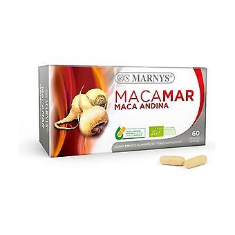 Macamar 60 groentecapsules